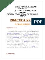 Practica Nº 05:SOLUBILIDAD