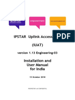 IUAT v1.13 Engineering-3 User Manual for India