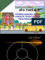 MATERI PAKEM
