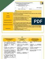Planeaciones Didácticas (Bloq. I Sec 1)