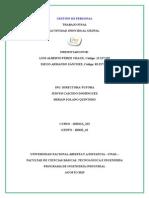 Gestion de Personal Trabajo Final Aporte Individual Grupal Grupo 102012 41