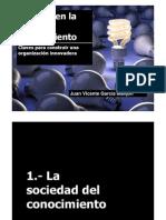 Juan Vicente Garcia Innovar en La Era Del Conocimiento