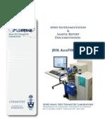 AIMS Instrumentation AccuTOF-DART