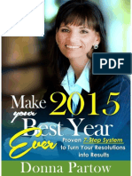 2015 Best Year Ever Book