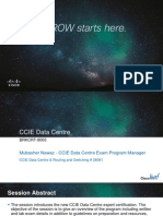 CCIE DC Overview