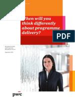 4th Global Portfolio and Programme Management Survey 2014