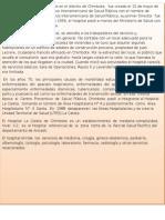 96833996 Historia Del Hospital La Caleta