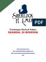 (1)Sherlock Holmes - Skandal Di Bohemia