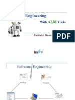 Software Engineering With Alm Tools