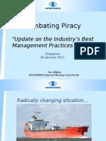 Combating Piracy