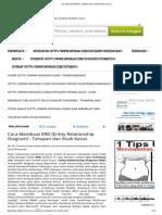 Cara Membuat ERD (Tahapan Dan Contoh Studi Kasus)