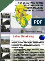 RTRW Kota Malang