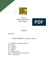 Leon Denis - Depois Da Morte