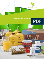 Instructiuni produse Forever Living Products