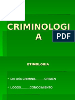 Ponencia Basica Criminologia