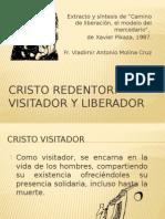 Cristo Redentor Visitador Liberador