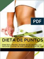 Dieta de Puntos Dieta Fácil y Flexible - Yorek Develope