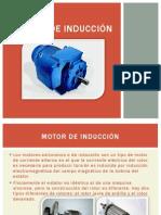 Motor de Induccion