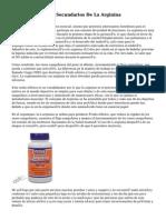 Ventajas Y Efectos Secundarios De La Arginina