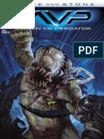 Alien vs Predator - Fire and Stone 03 2014