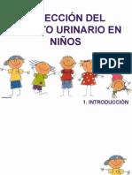 ITU en Niños