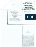 Economia e Sociedade Na Grécia Antiga - Michel Austin, Pierre Vidal-Naquet - O Mundo Homérico