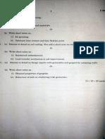 git question paper