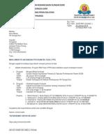 Surat Pemberitahuan Kpd Maktab Big Fasa 3b