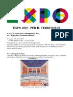 MACA EXPO 2015 Milano
