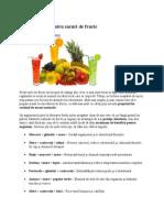 Idei Sănătoase Pentru Sucuri de Fructe