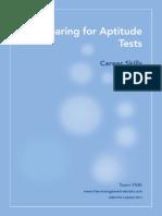 Fme Aptitude Tests