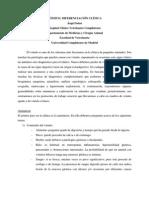 Lanzarote 2013 Vomito Diferenciacion Clinica