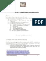 Sobre a Constituição (CRP) – uma Assembleia da República democrática