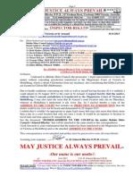 20150816 -Schorel-Hlavka O.W.B. to Magistrates Court of Victoria at St Arnaud Cc ES&a LA-05-06-Re Buloke Shire Council- LSC-COM-2015-0873