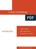 Cracks in Buildings