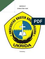 Referat Asma Anak BYKT 2015