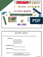 MS1 Level Pre- file  You know English.pdf