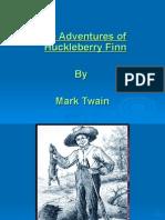 Adventures of Huck Finn Background