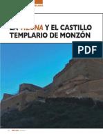 La Tizona y el Castillo de Monzón