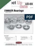 Rodamientos Timken