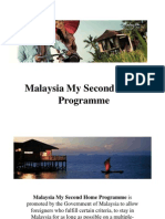 Malaysia My Second Home Programme - Intrasource