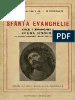 cele patru evanghelii