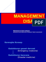 PDEI 03 Disaster Management