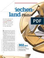 Betrüger in der Euro-Familie (Fraudsters in the Euro-Family) Focus Magazin No 08 2010-1