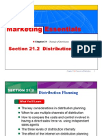 On Distribution