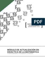 Módulo Matemática Primaria I