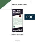 El Problema Del Diezmo, Ralph Larson
