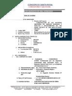 Informe Liquidacion de Obra Millhuish