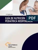 Nutricion Pediatrica Hospitalaria.