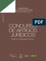 Publicação Concurso de Artigos Jurídicos 2015 (1)